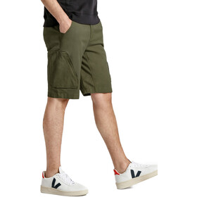 DUER Live Lite Adventure Shorts Men, loden green